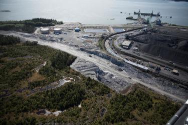 Ridley Island Image