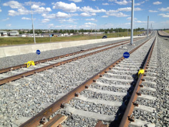 City of Calgary – North West LRT Image