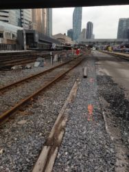 Metrolinx Track Protection Services GTHA Image