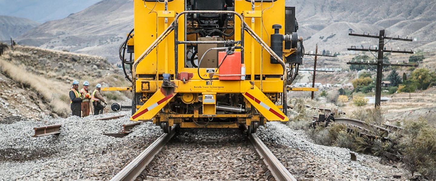 Track Inspection and Maintenance Header Image