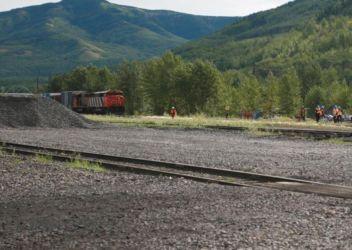 CN Rail Grande Cache Image