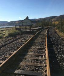 Gaspésie Railway Image