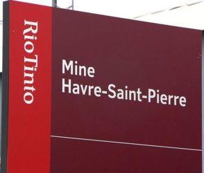 Rio Tinto Fer et Titane Havre-St-Pierre Image