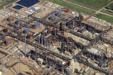 Shell Styrene Yard Expansion Image